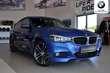 BMW Serii 3 Gran Turismo 330i Niebieski używany Bok