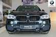 BMW X5 xDrive30d M Sport Czarny używany Prawy tył