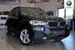 BMW X5 F15 Czarny używany Bok