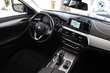 BMW Serii 5 Limuzyna 518d Czarny używany Prawy przód