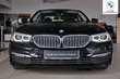 BMW Serii 5 Limuzyna 518d Czarny używany Prawy tył