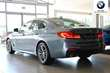 BMW Serii 5 Limuzyna 520d xDrive Szary używany Wnętrze