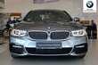 BMW Serii 5 Limuzyna 520d xDrive Szary używany Prawy tył