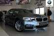 BMW Serii 5 Limuzyna 520d xDrive Szary używany Bok