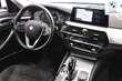 BMW Serii 5 Limuzyna 518d Biały używany Prawy przód