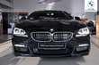 BMW Serii 6 Gran Coupé 640d Czarny używany Prawy tył