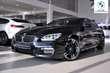 BMW Serii 6 Gran Coupé 640d Czarny używany Lewy przód