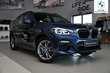 BMW X3 xDrive20i Niebieski używany Bok