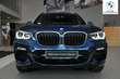 BMW X3 xDrive20i Niebieski używany Prawy tył