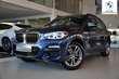 BMW X3 xDrive20i Niebieski używany Lewy przód
