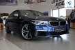BMW Serii 5 Limuzyna M550d Niebieski używany Bok
