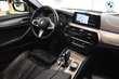 BMW Serii 5 Limuzyna M550d Niebieski używany Prawy przód