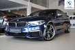 BMW Serii 5 Limuzyna M550d Niebieski używany Lewy przód