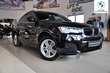 BMW X4 xDrive20d Czarny używany Bok
