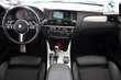 BMW X4 xDrive20d Czarny używany Prawy przód