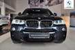 BMW X4 xDrive20d Czarny używany Prawy tył