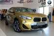 BMW X2 X2 sDrive18d Złoty używany Bok
