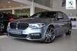 BMW Serii 5 Limuzyna 540i xDrive Srebrny używany Lewy przód