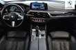 BMW Serii 5 Limuzyna 540i xDrive Srebrny używany Prawy przód