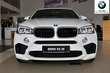 BMW X6 M F86 Biały używany Prawy tył