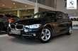 BMW Serii 3 Limuzyna 318i Czarny używany Lewy przód