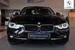 BMW Serii 3 Limuzyna 318i Czarny używany Prawy tył