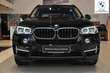 BMW X5 35i Czarny używany Prawy tył