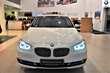 BMW Serii 5 Gran Turismo F07 Biały używany Wnętrze