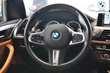 BMW X3 xDrive Niebieski używany Wnętrze