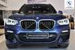 BMW X3 xDrive Niebieski używany Prawy tył