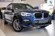 BMW X3 xDrive Niebieski używany Bok