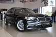 BMW Serii 5 Limuzyna 530d Luxury Line  Szary używany Lewy przód