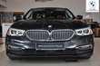 BMW Serii 5 Limuzyna 530d Luxury Line  Szary używany Prawy tył