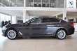 BMW Serii 5 Limuzyna 530d Luxury Line  Szary używany Deska rozdzielcza