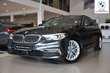 BMW Serii 5 Limuzyna 530d Luxury Line  Szary używany Bok