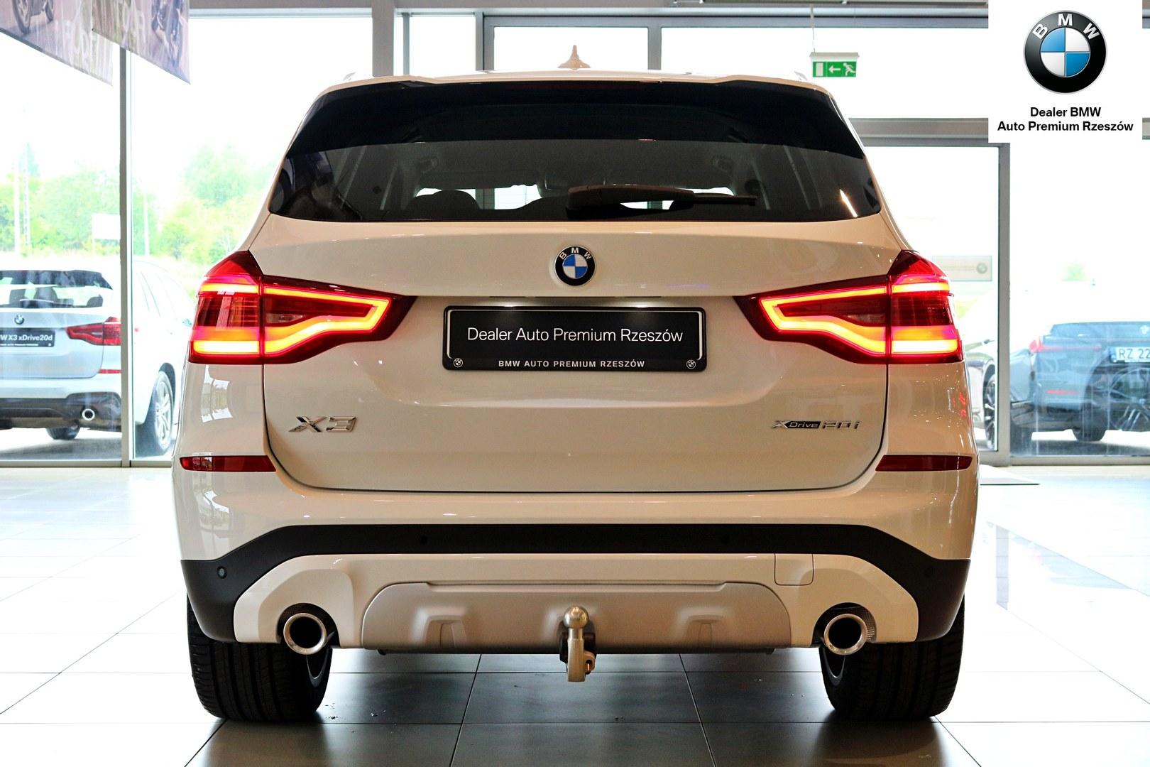 Bmw X3 G01 Bialy Uzywany Autoryzowany Serwis Bmw Auto Premium Swilcza