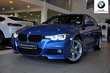 BMW Serii 3 Limuzyna 330i Niebieski używany Lewy przód