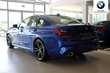 BMW Serii 3 Limuzyna G20 Niebieski używany Wnętrze
