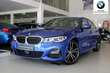 BMW Serii 3 Limuzyna G20 Niebieski używany Lewy przód