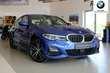 BMW Serii 3 Limuzyna G20 Niebieski używany Bok