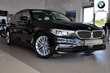 BMW Serii 5 Limuzyna 520d xDrive Czarny używany Bok