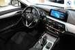 BMW Serii 5 Limuzyna 518d Luxury Line Biały używany Prawy przód