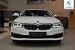 BMW Serii 5 Limuzyna 518d Luxury Line Biały używany Prawy tył