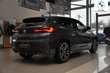 BMW X2 sDrive 18d Szary używany Wnętrze
