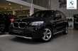 BMW X1 xDrive20d Czarny używany Lewy przód