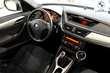 BMW X1 xDrive20d Czarny używany Prawy przód
