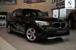 BMW X1 xDrive20d Czarny używany Bok