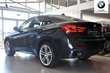 BMW X6 M50d Czarny używany Wnętrze