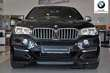 BMW X6 M50d Czarny używany Prawy tył