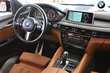 BMW X6 M50d Czarny używany Przedni